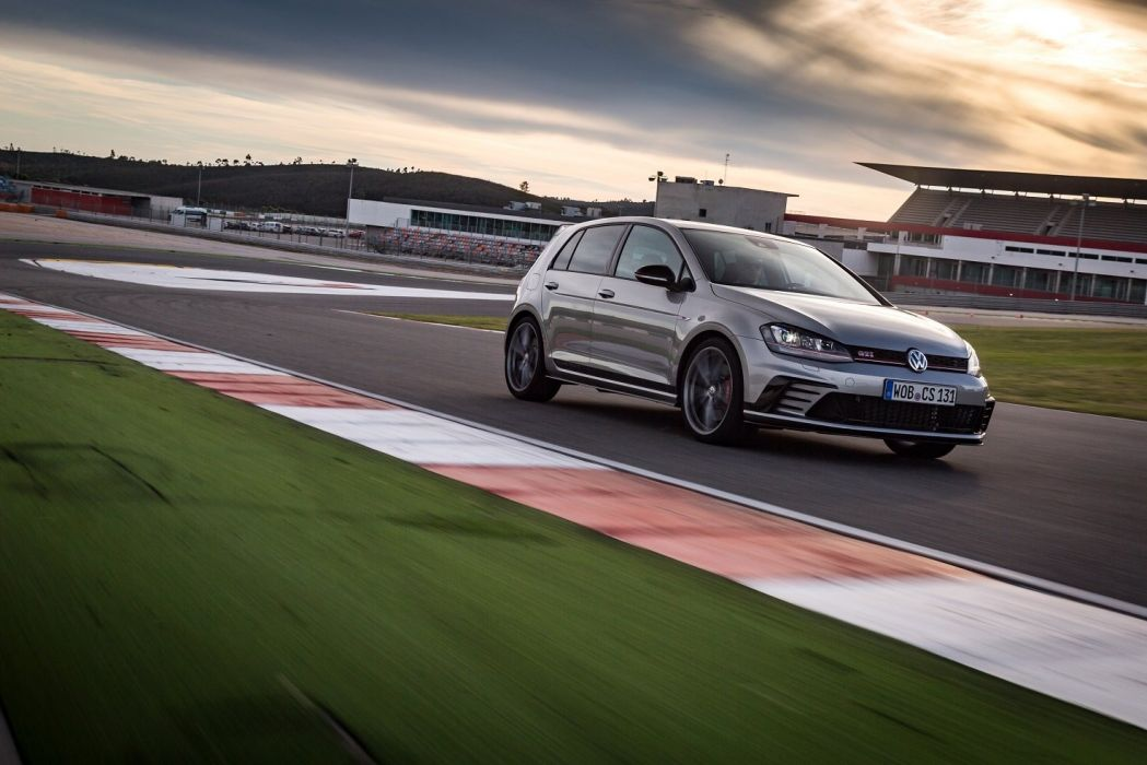 Volkswagen Golf GTI Clubsport 5-door (Typ 5G) cars 2015 wallpaper