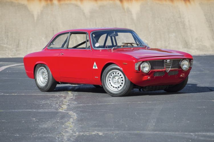1965 ALFA ROMEO GIULIA SPRINT GTA STRADALE cars wallpaper