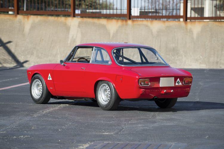 1965 ALFA ROMEO GIULIA SPRINT GTA STRADALE cars wallpaper