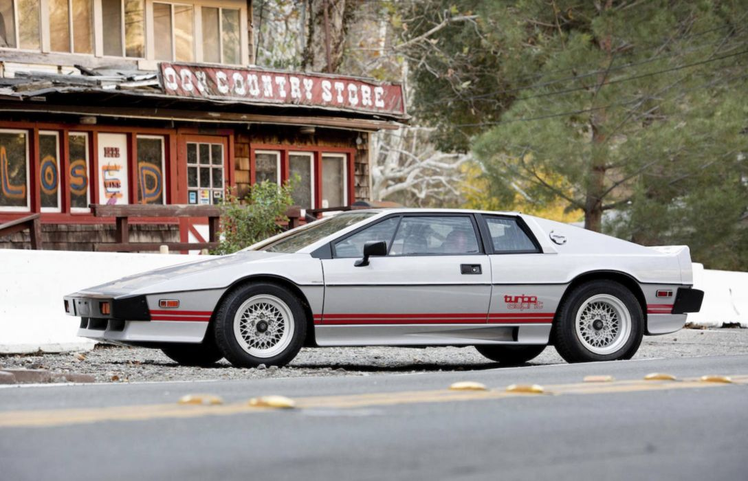 1983 LOTUS TURBO ESPRIT cars coupe wallpaper