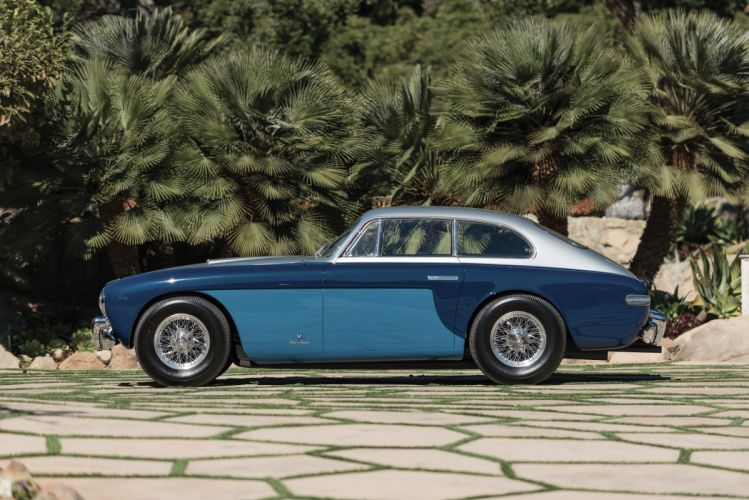 1952 Cunningham C3 Coupe Vignale cars classic wallpaper