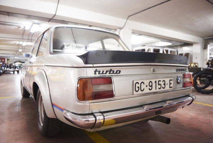 BMW 2002 Turbo 1974 cars classic wallpaper