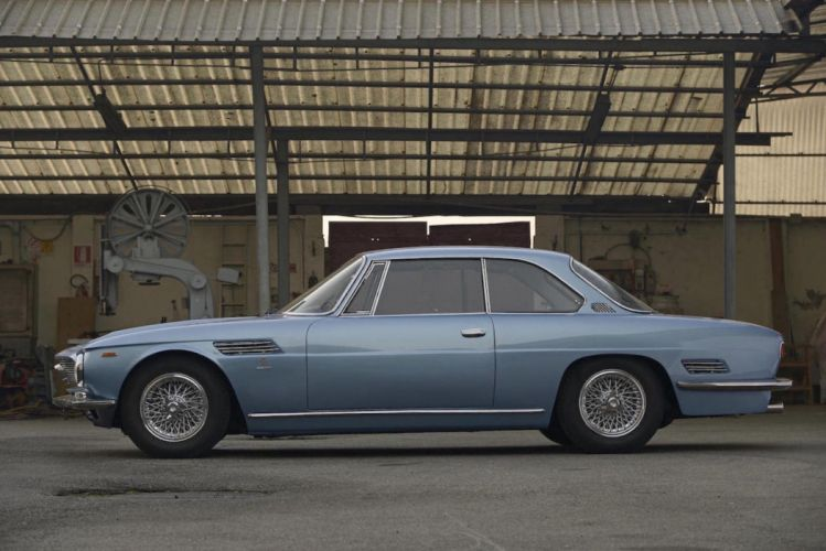 Iso Rivolta IR 300 Coupe1967 cars classic wallpaper