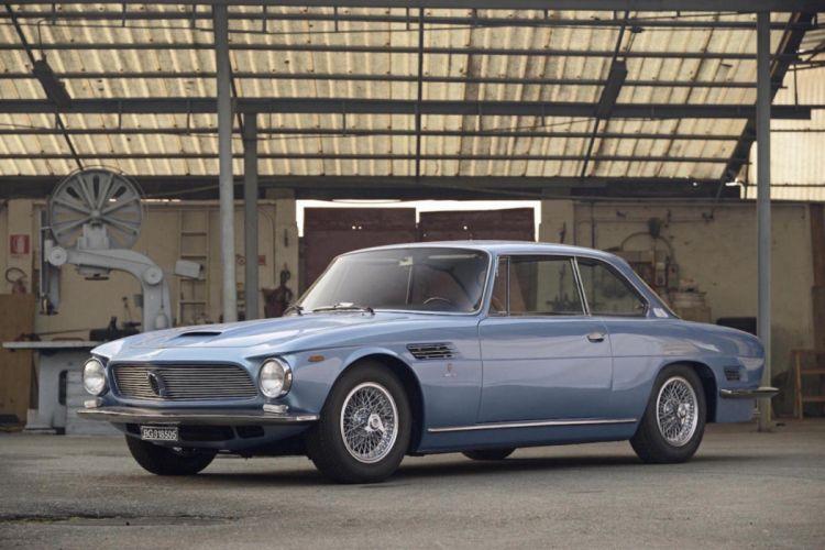 Iso Rivolta IR 300 Coupe1967 cars classic wallpaper