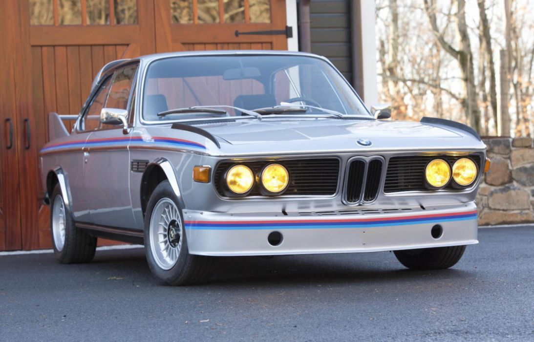 1973 BMW 3 0 CSL BATMOBILE cars classic wallpaper