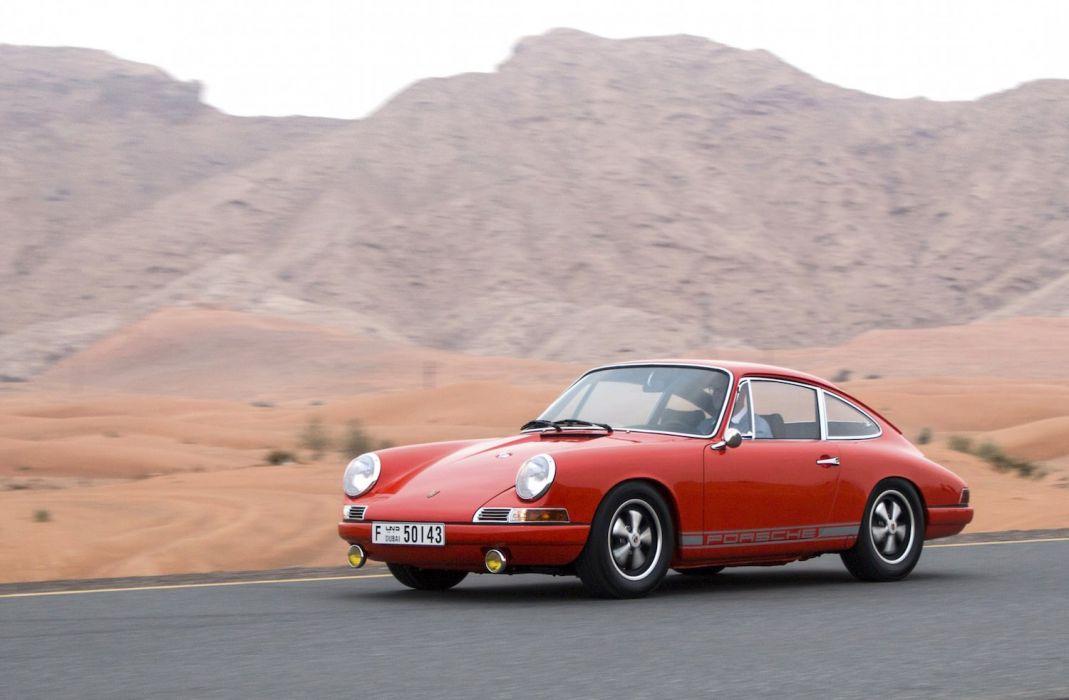 1968 Porsche 912 cars classic wallpaper