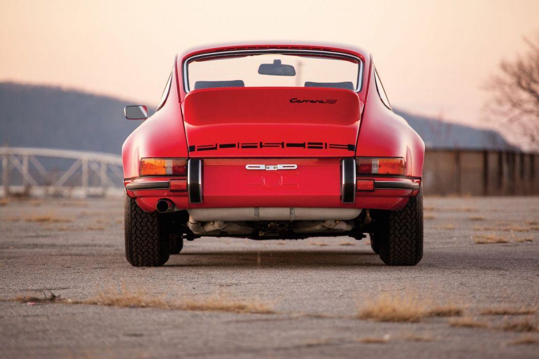 1973 Porsche 911 Carrera RS 2 7 Touring cars classic wallpaper