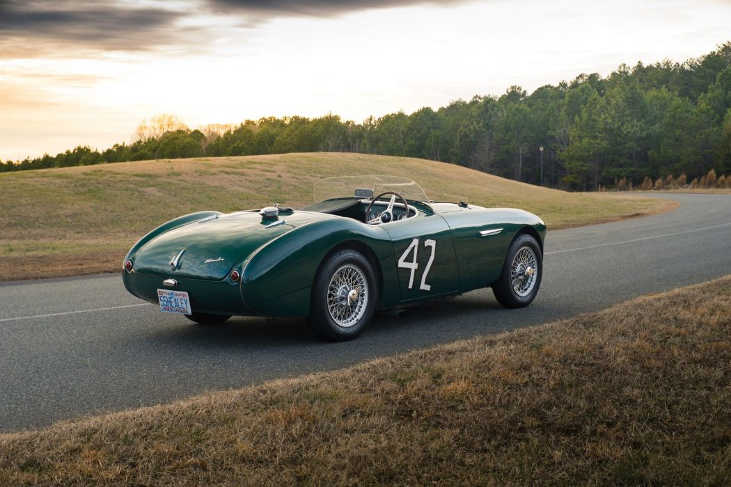 1955 Austin Healey 100S cars classic wallpaper