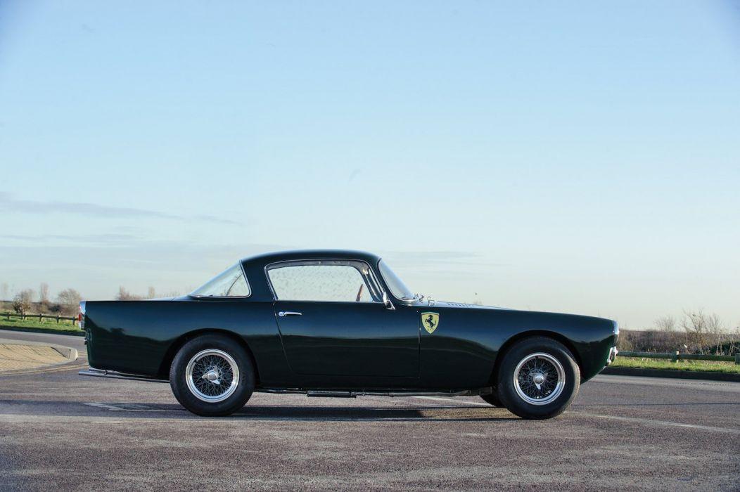 1957 Ferrari 250 GT Coupe Ellena cars classic wallpaper