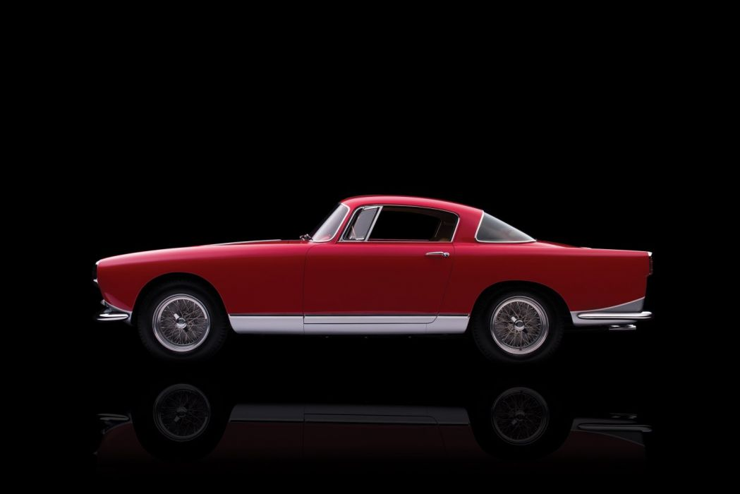 1955 Ferrari 250 GT Europa Boano Low Roof Alloy Coupe cars classic wallpaper
