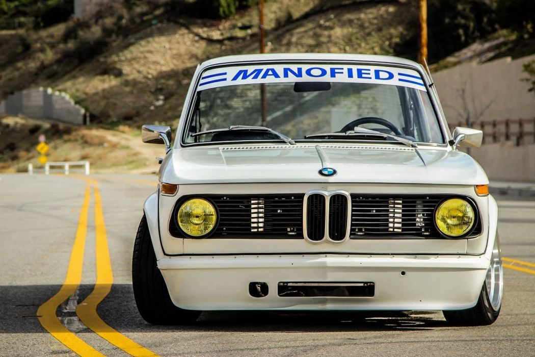 1974 BMW 2002 (M20) SWAP TURBO cars classic wallpaper