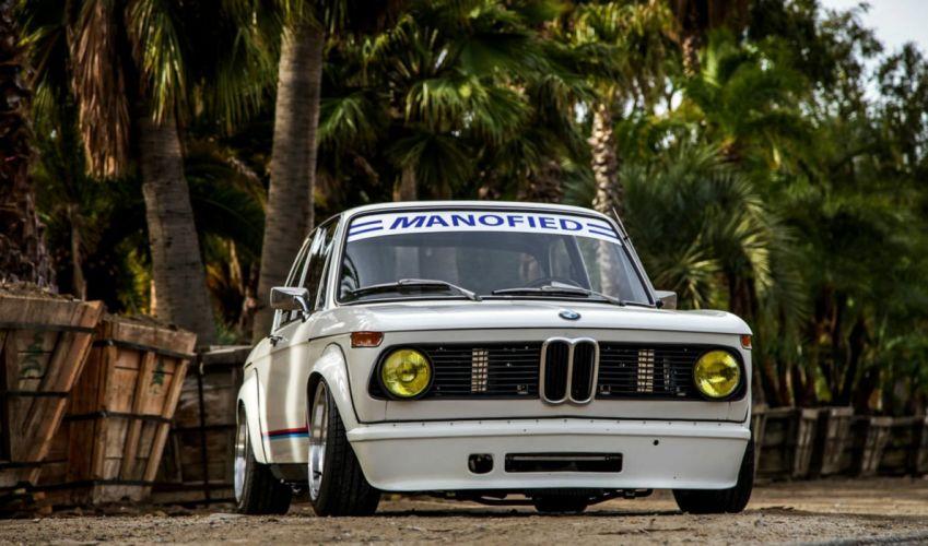 1974 BMW 2002 (M20) SWAP TURBO cars classic wallpaper