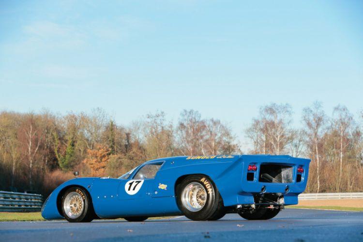 1969 Lola T70 Mk IIIb Sbarro racecars cars classic wallpaper