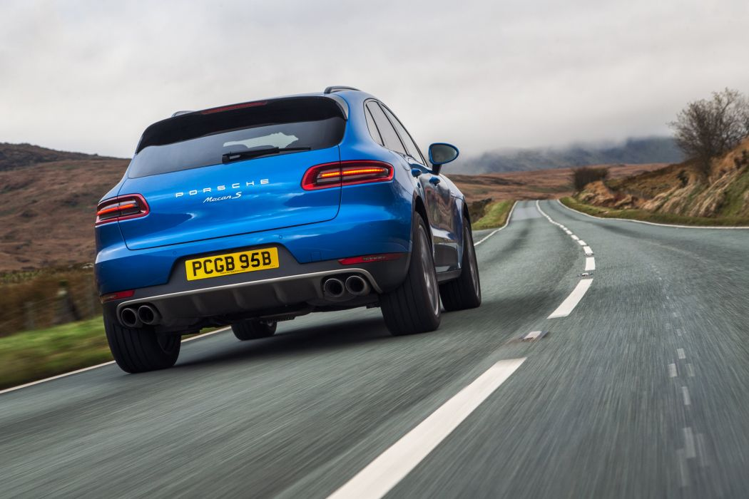 Porsche Macan S Diesel UK-spec (95B) cars suv 2014 wallpaper