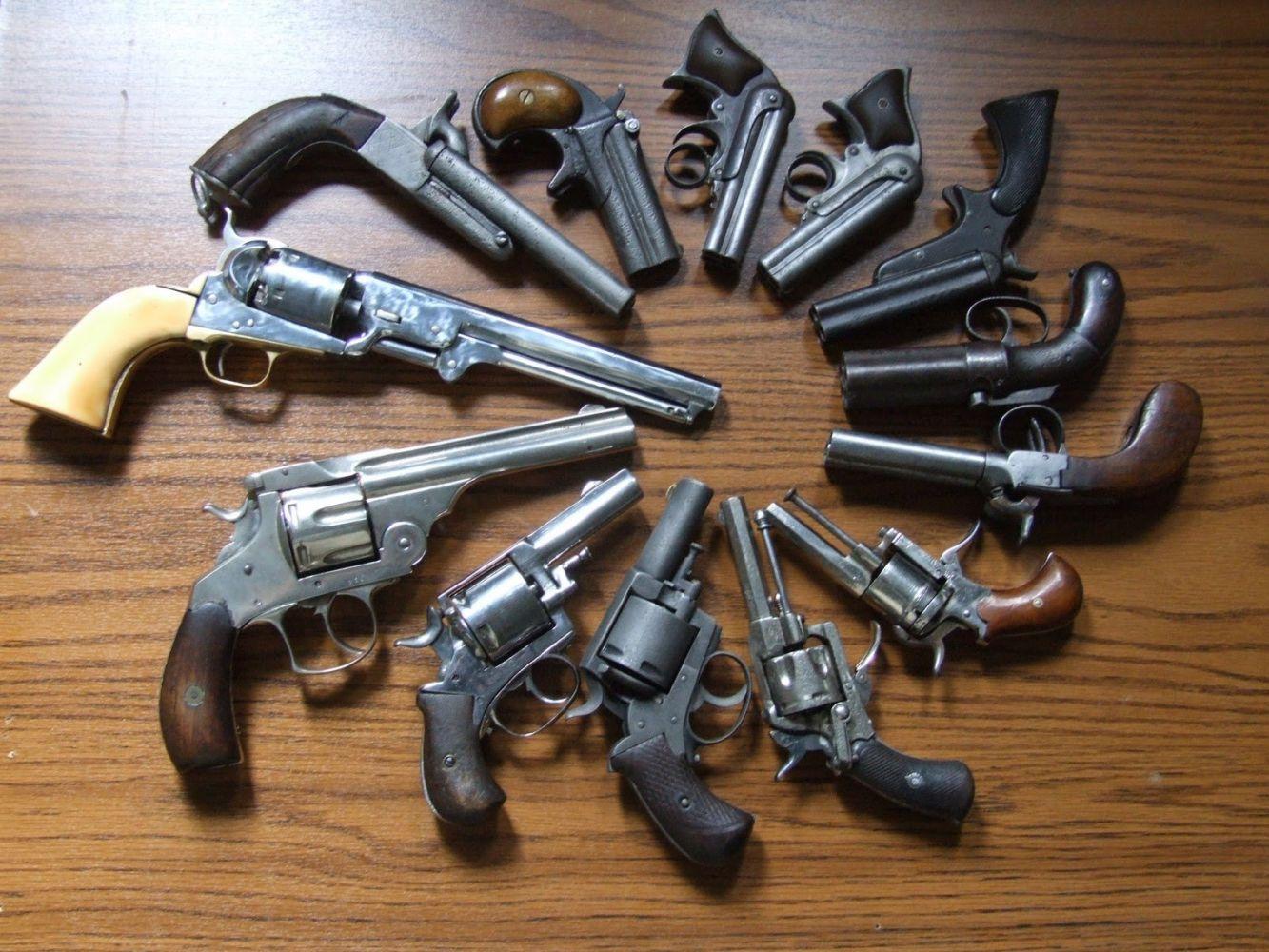 Раритетное оружие картинки