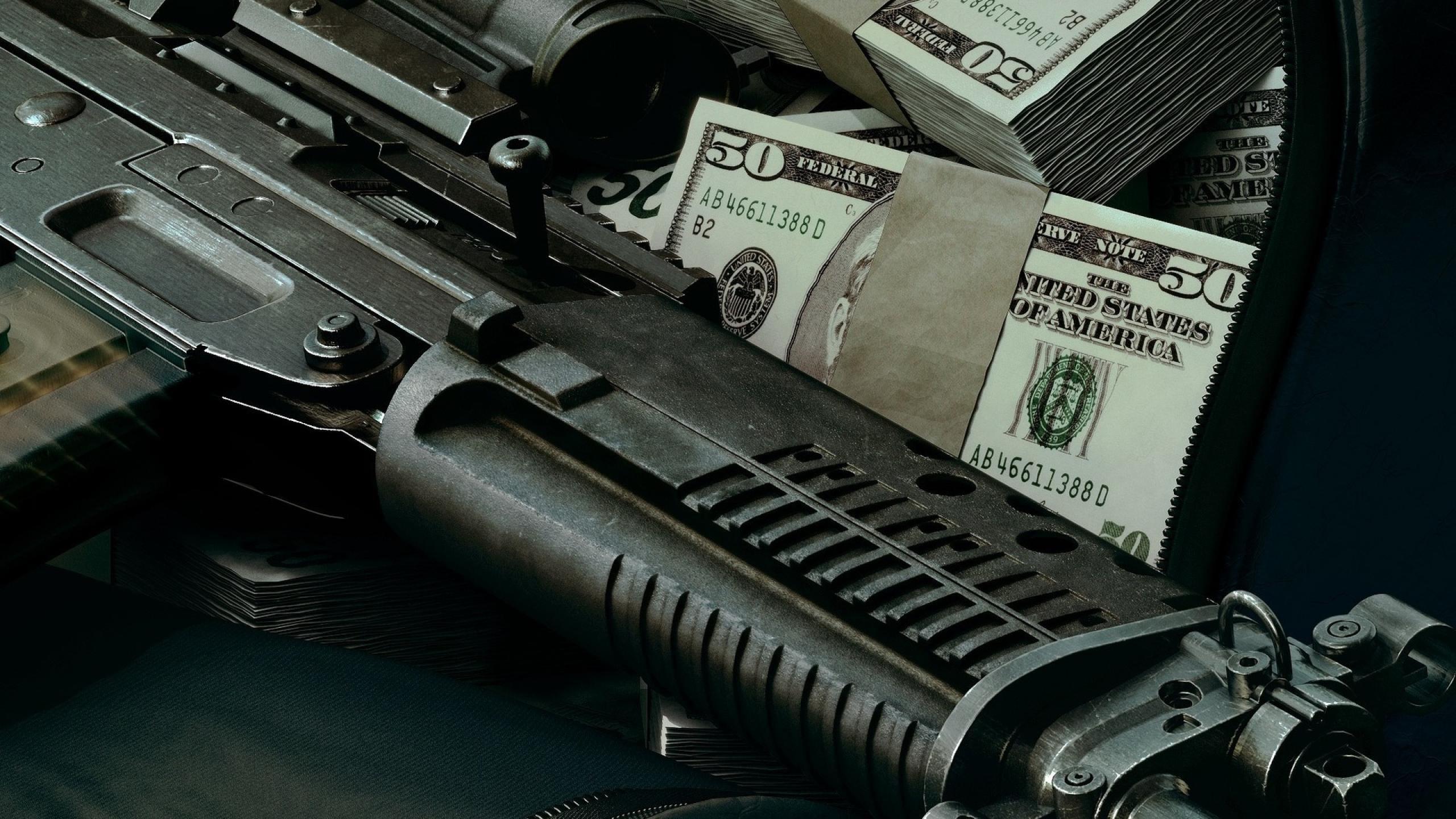 обои оружие для рабочего стола  № 558039  скачать