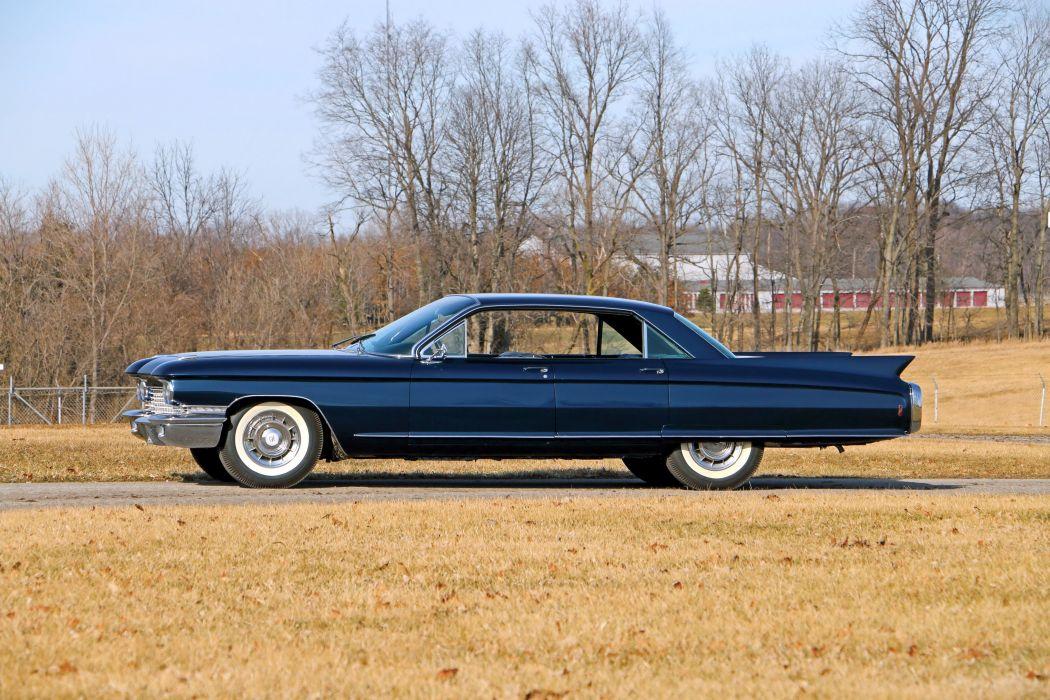 1960 Cadillac Eldorado Brougham cars classic wallpaper