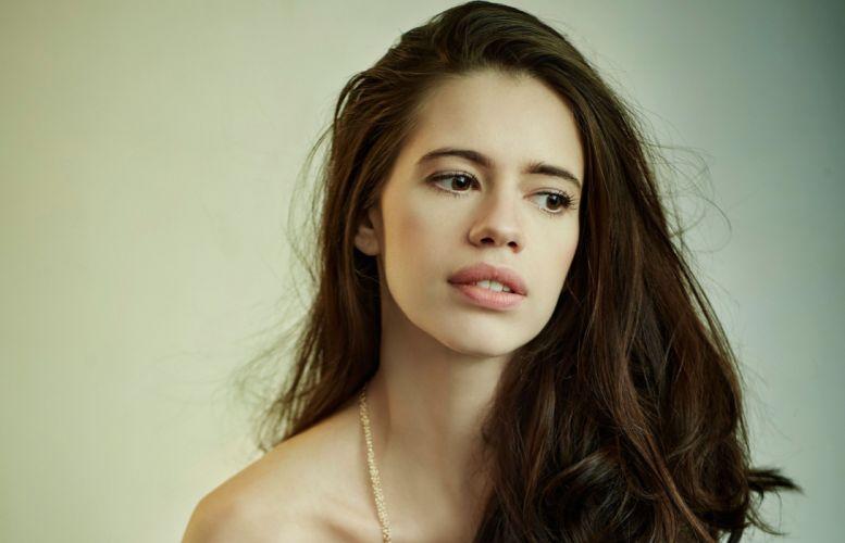 kalki koechlin bollywood actress model girl beautiful brunette pretty cute beauty sexy hot pose face eyes hair lips smile figure indian wallpaper