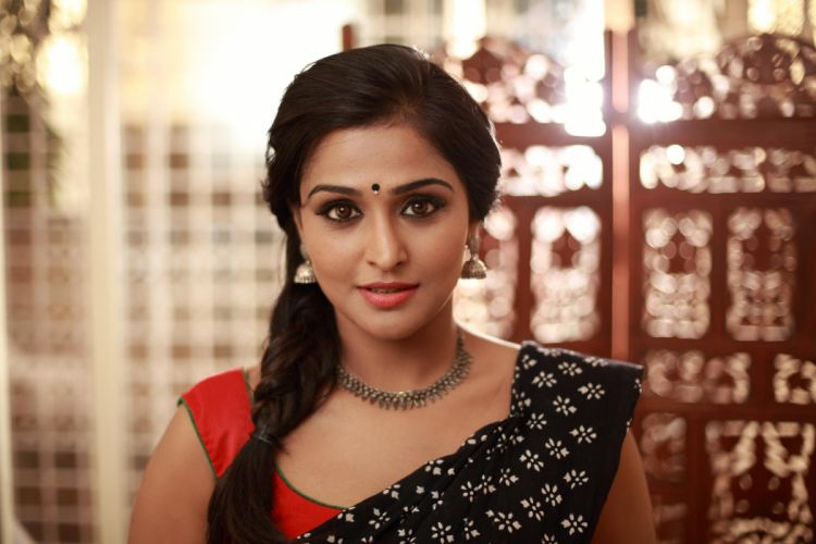 Remya Nambeesan bollywood actress model girl beautiful brunette pretty cute beauty sexy hot pose face eyes hair lips smile figure indian wallpaper