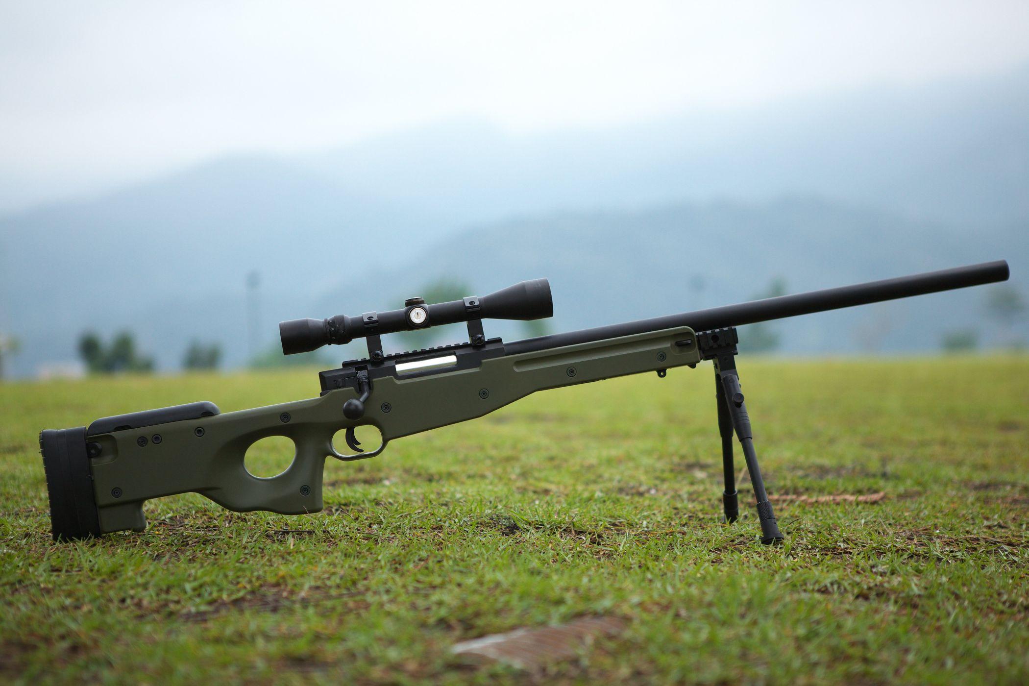 magnum sniper rifle - HD1920×1280