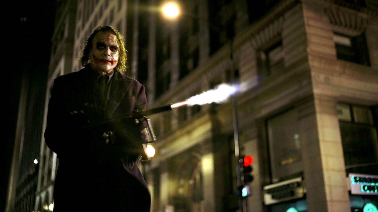 gun weapon guns weapons rifle military machine assault police swat joker batman wallpaper