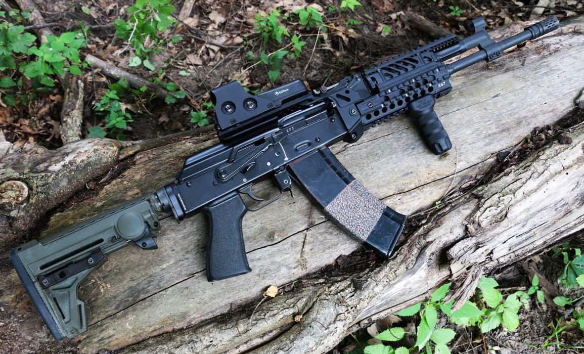 gun weapon guns weapons rifle military machine assault police swat wallpaper