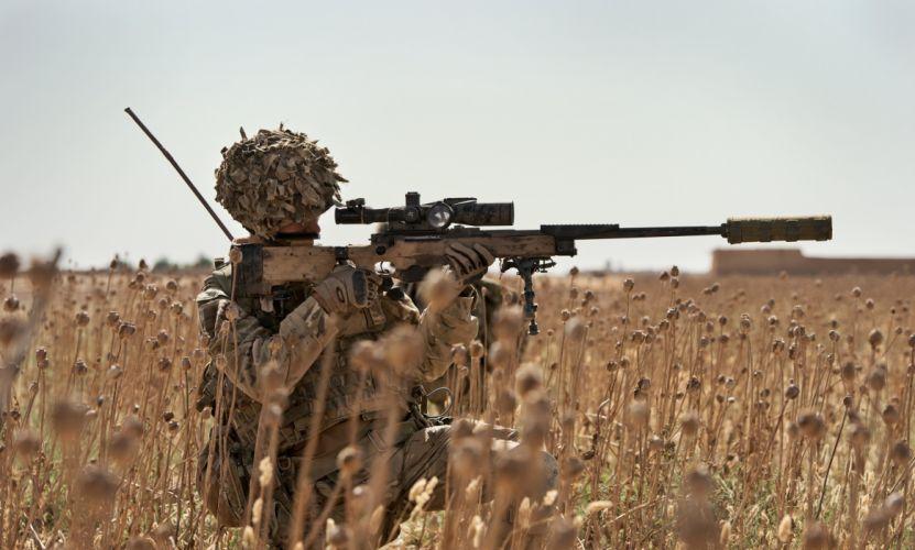 gun weapon guns weapons rifle military machine assault police swat sniper wallpaper