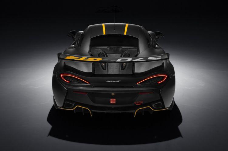 2016 McLaren 570S GT4 cars racecars wallpaper
