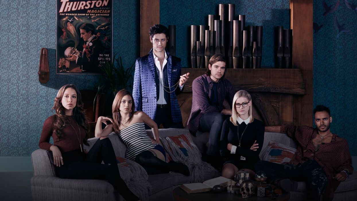 magicians serie tv comedia suspense fantasia wallpaper