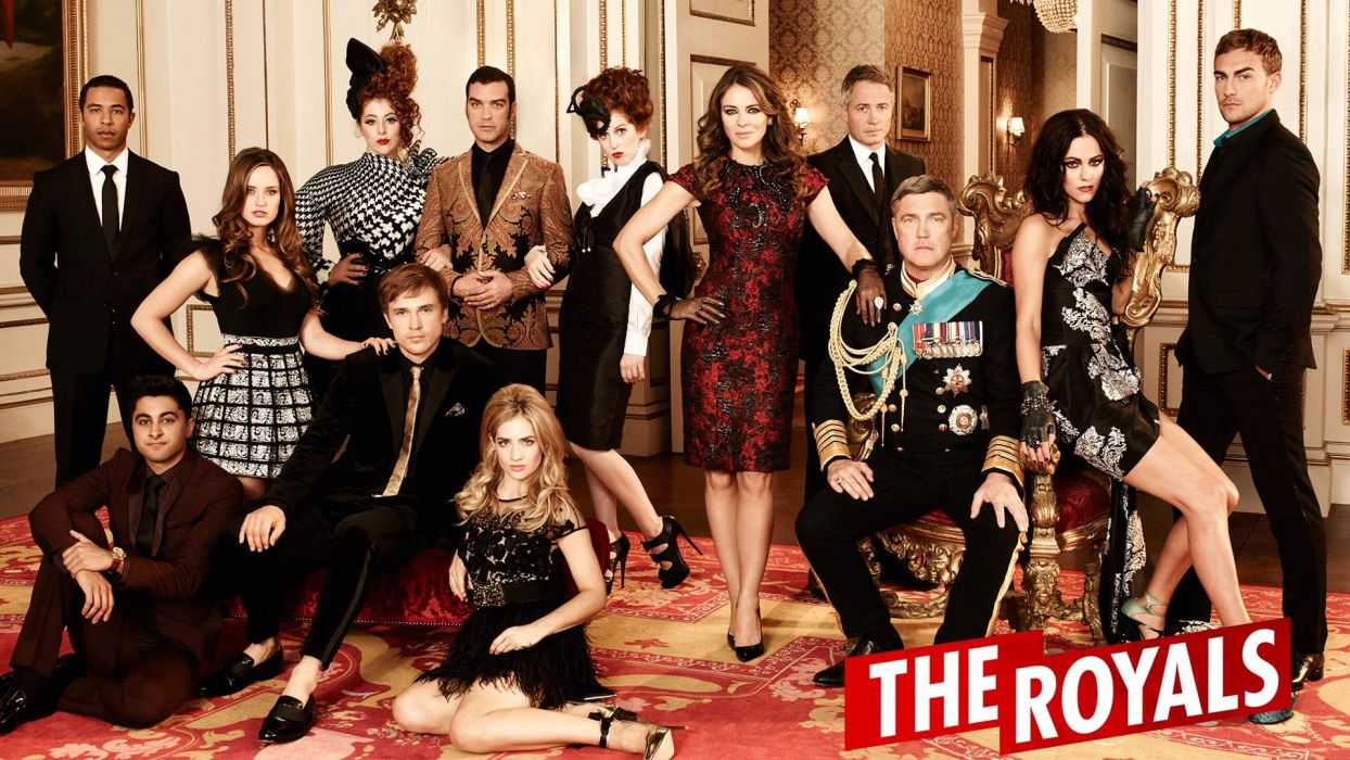 the royals serie tv intrigas drama suspense wallpaper