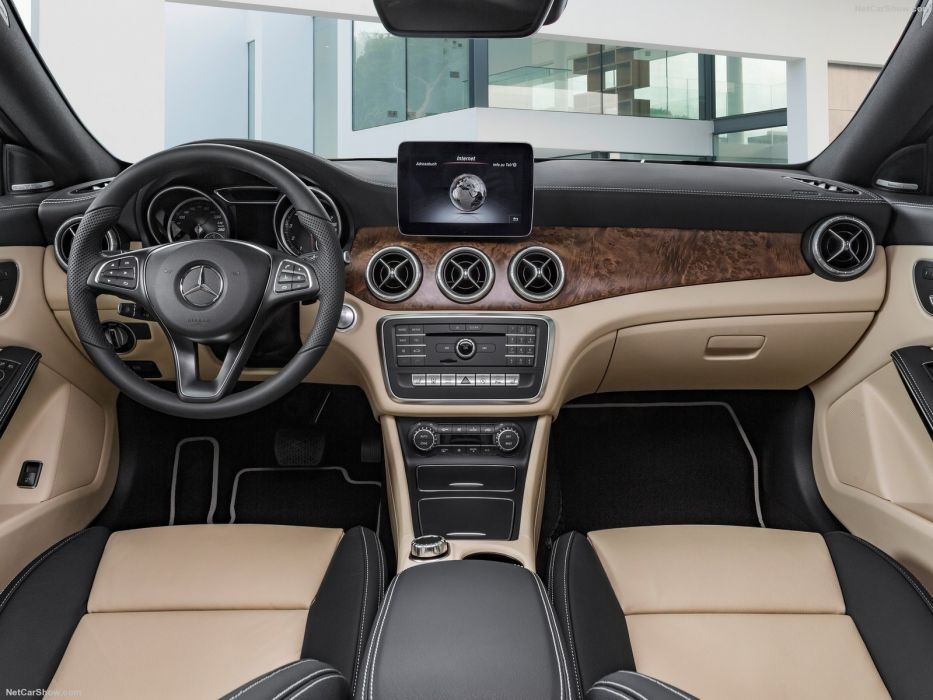 Mercedes Benz CLA Shooting Brake cars wagon 2016 wallpaper