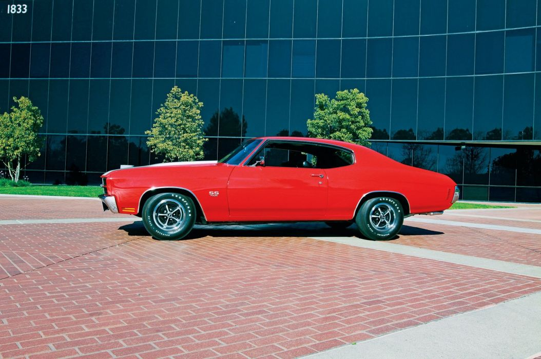 1970 Chevrolet chevy Chevelle LS6X cars coupe muscle wallpaper