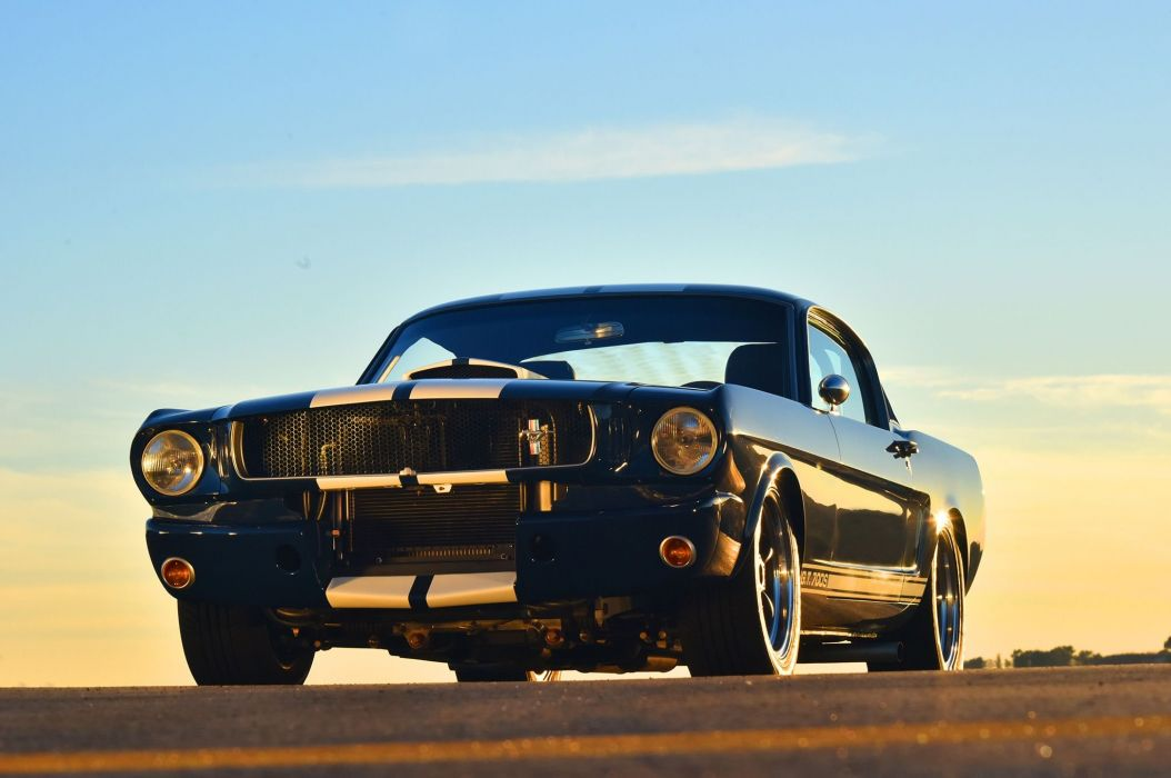 1965 Mustang Fastback ford cars wallpaper