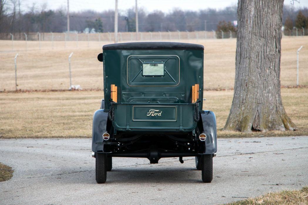 1928 1929 Ford Model A Pickup cars classic retro wallpaper