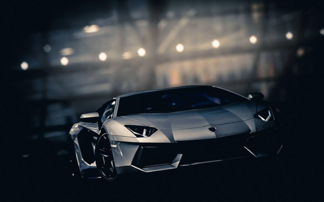 Lamborghini Aventador car beauty wallpaper
