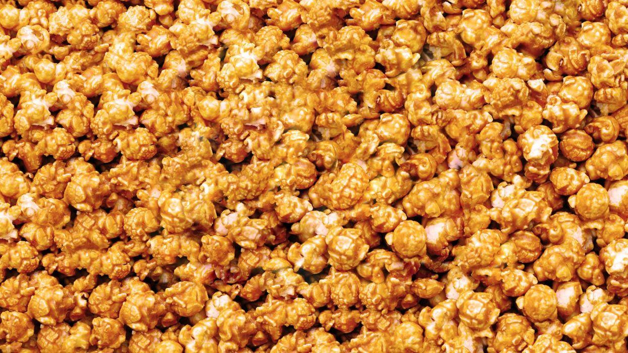 popcorn food wallpaper