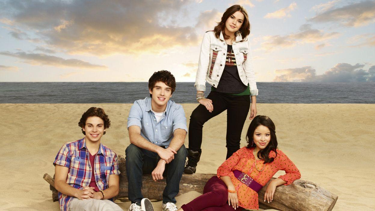 familia de acogida serie tv wallpaper