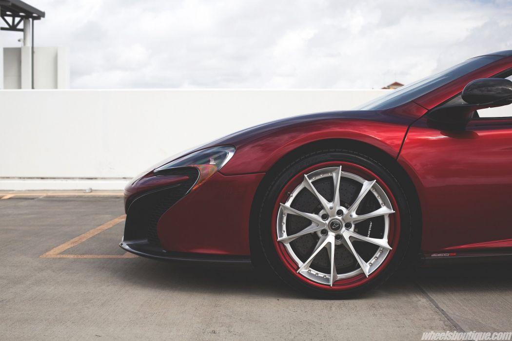 McLaren 650S cars HRE wheels wallpaper
