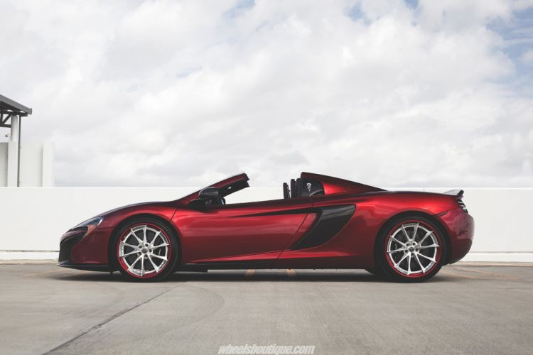 McLaren 650S cars HRE wheels wallpaper