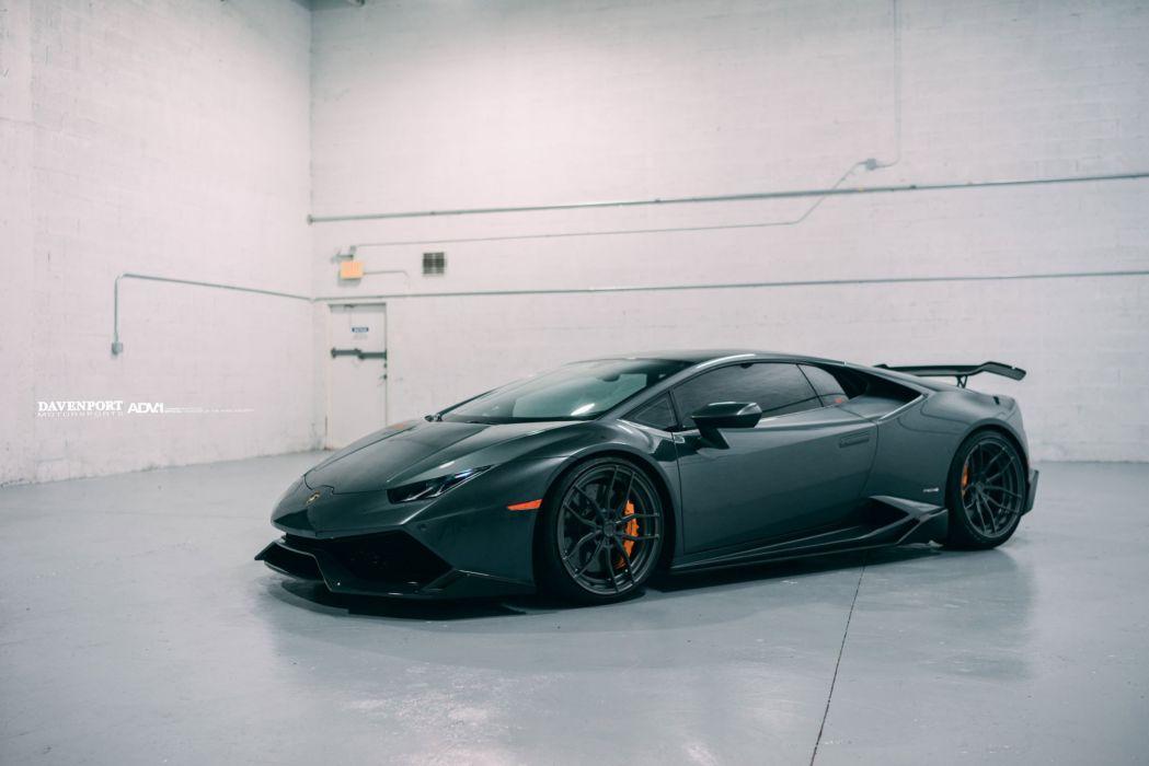 Lamborghini Huracan cars adv1 wheels wallpaper