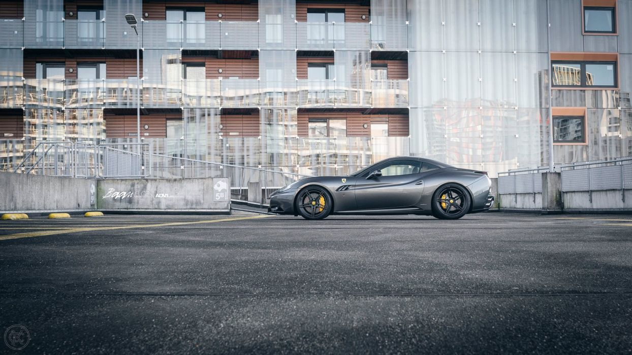 Ferrari California cars adv1 wheels wallpaper