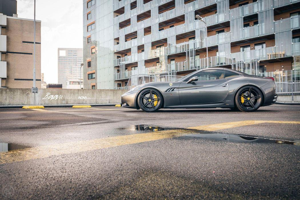 Ferrari California cars adv1 wheels wallpaper