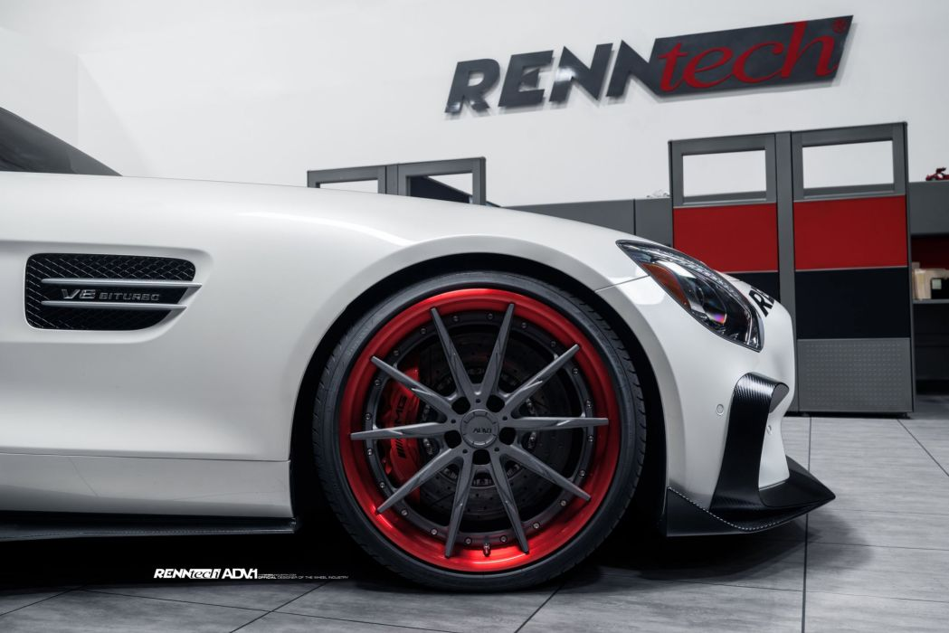 Mercedes AMG GTS Renntech modified cars adv1 wheels wallpaper