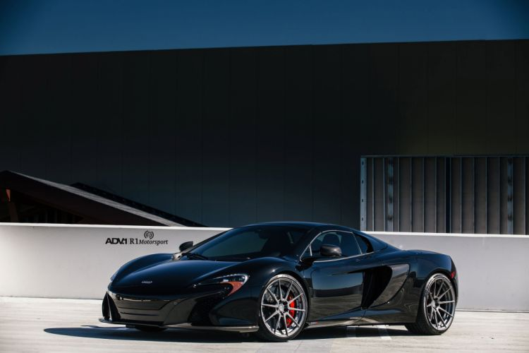 McLaren 650S cars adv1 wheels wallpaper