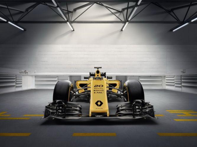 renault RS16 formula one cars racecars 2016 wallpaper