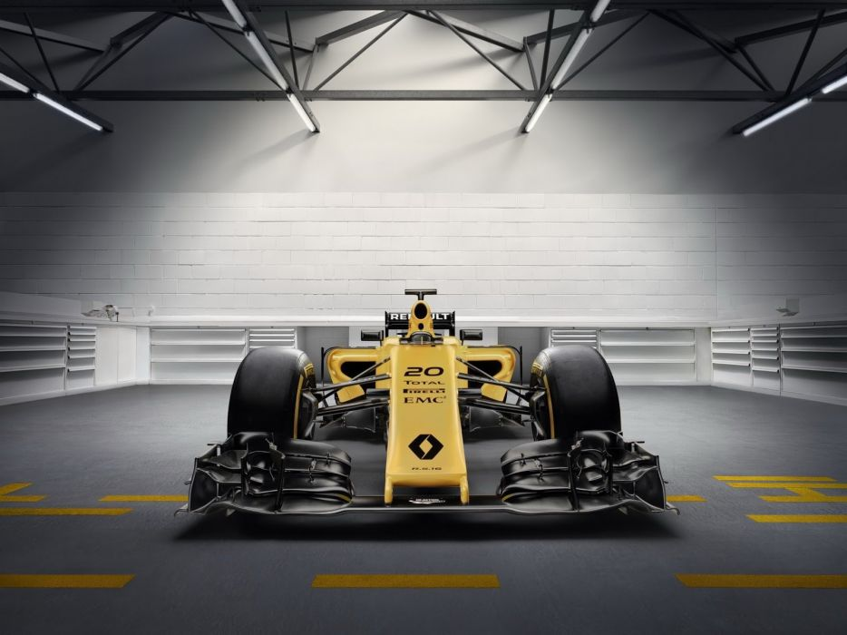 renault RS16 formula one cars racecars 2016 wallpaper