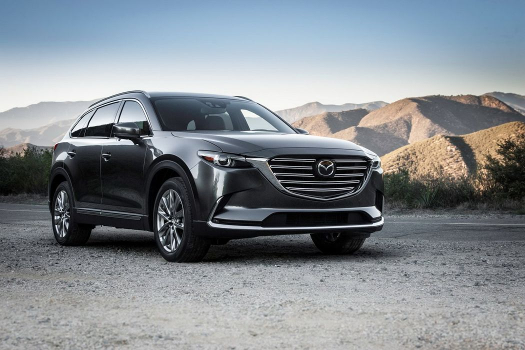 2016 Mazda CX-9 cars suv wallpaper
