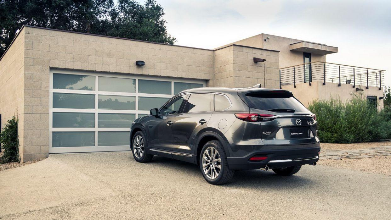 2016 Mazda CX-9 cars suv wallpaper