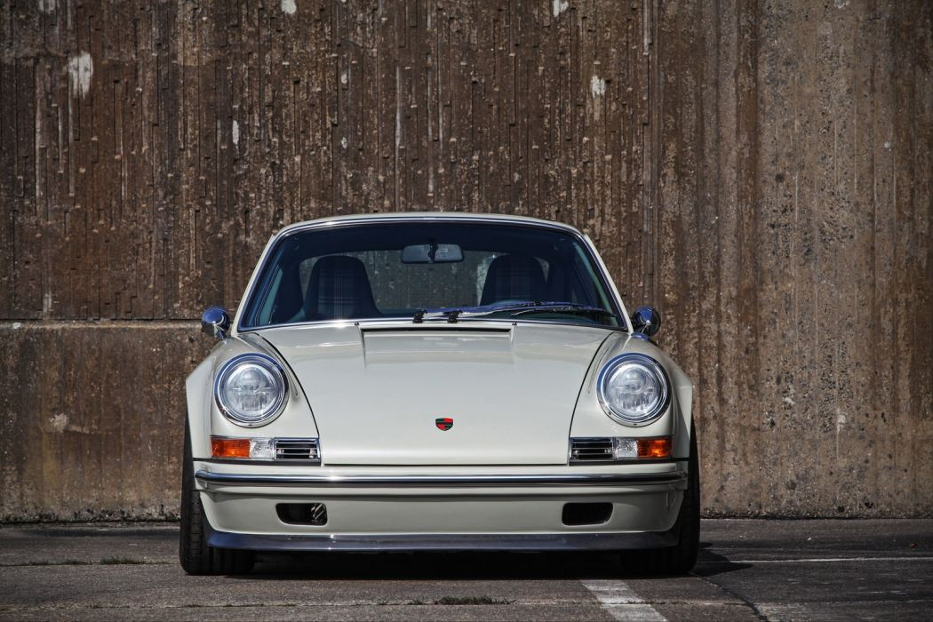 EGE Porsche 911 cars white modified wallpaper