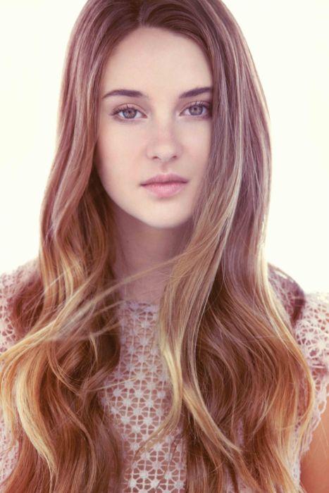 Shailene Woodley woman female long hair beautiful girl wallpaper